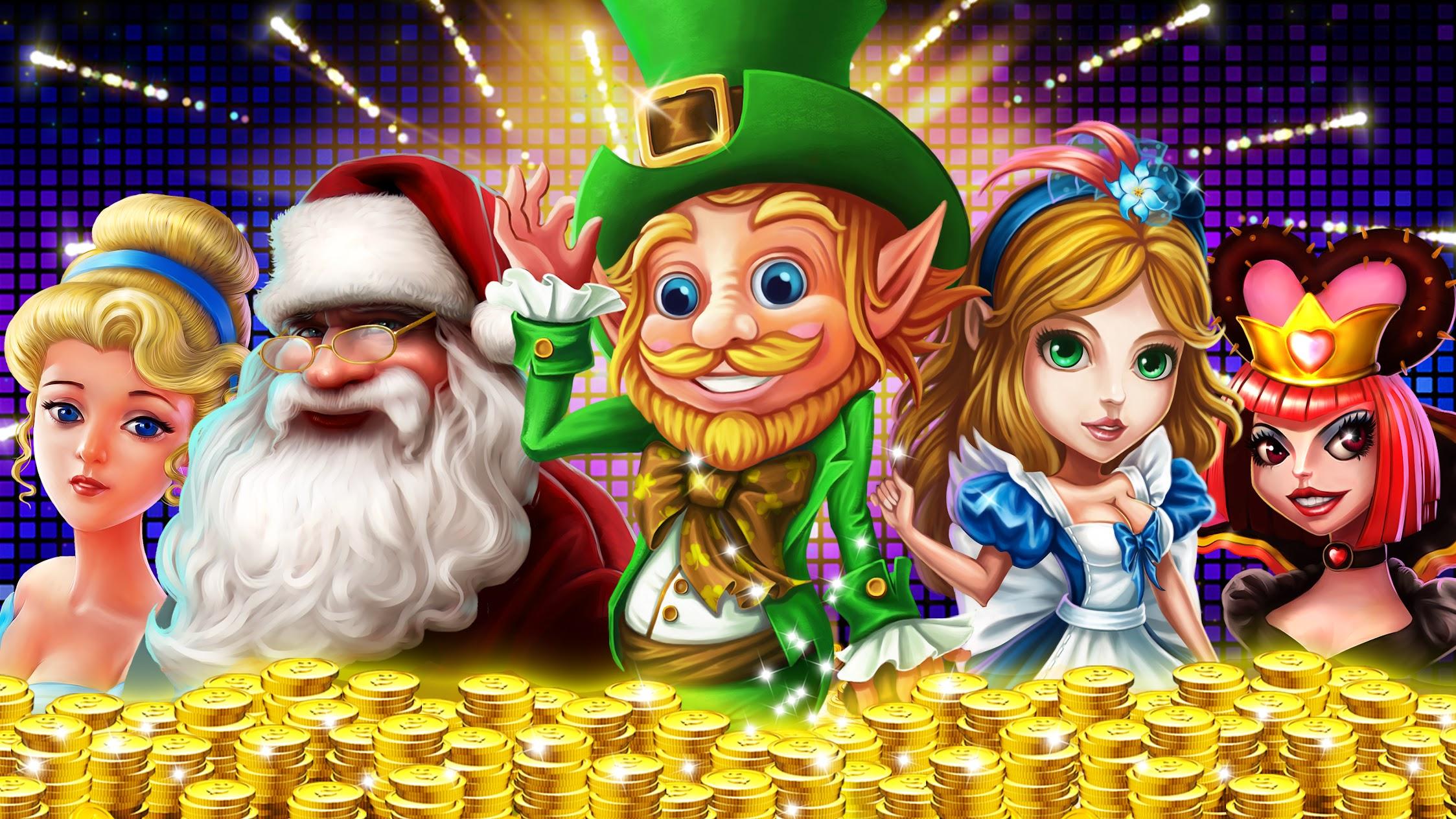 Free Online Slots: Play Casino Slot Machine Games For Fun ...