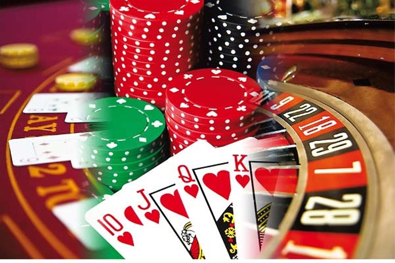 Las Vegas Casino avond - De Feestmeesters